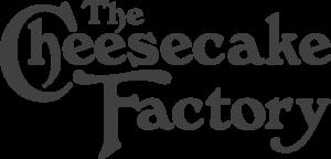 cheese cake factory menu