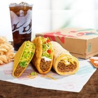 taco bell nutrition