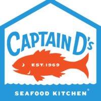 captain d's menu